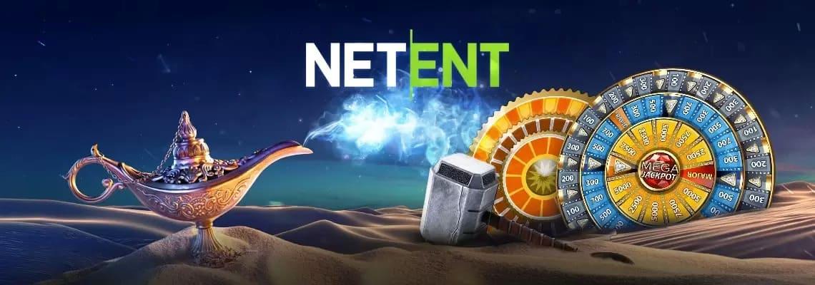 NetEnt leverar de största jackpottarna