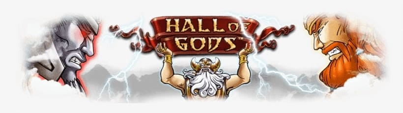 Hall of Gods – NetEnt