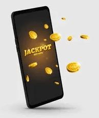 Jackpott på smartphone